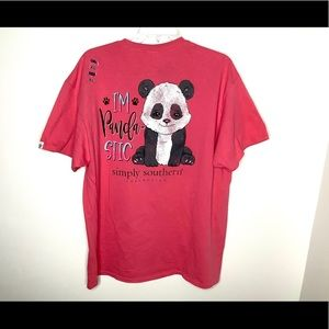 < 🐼 NWT Simply Southern Tee >